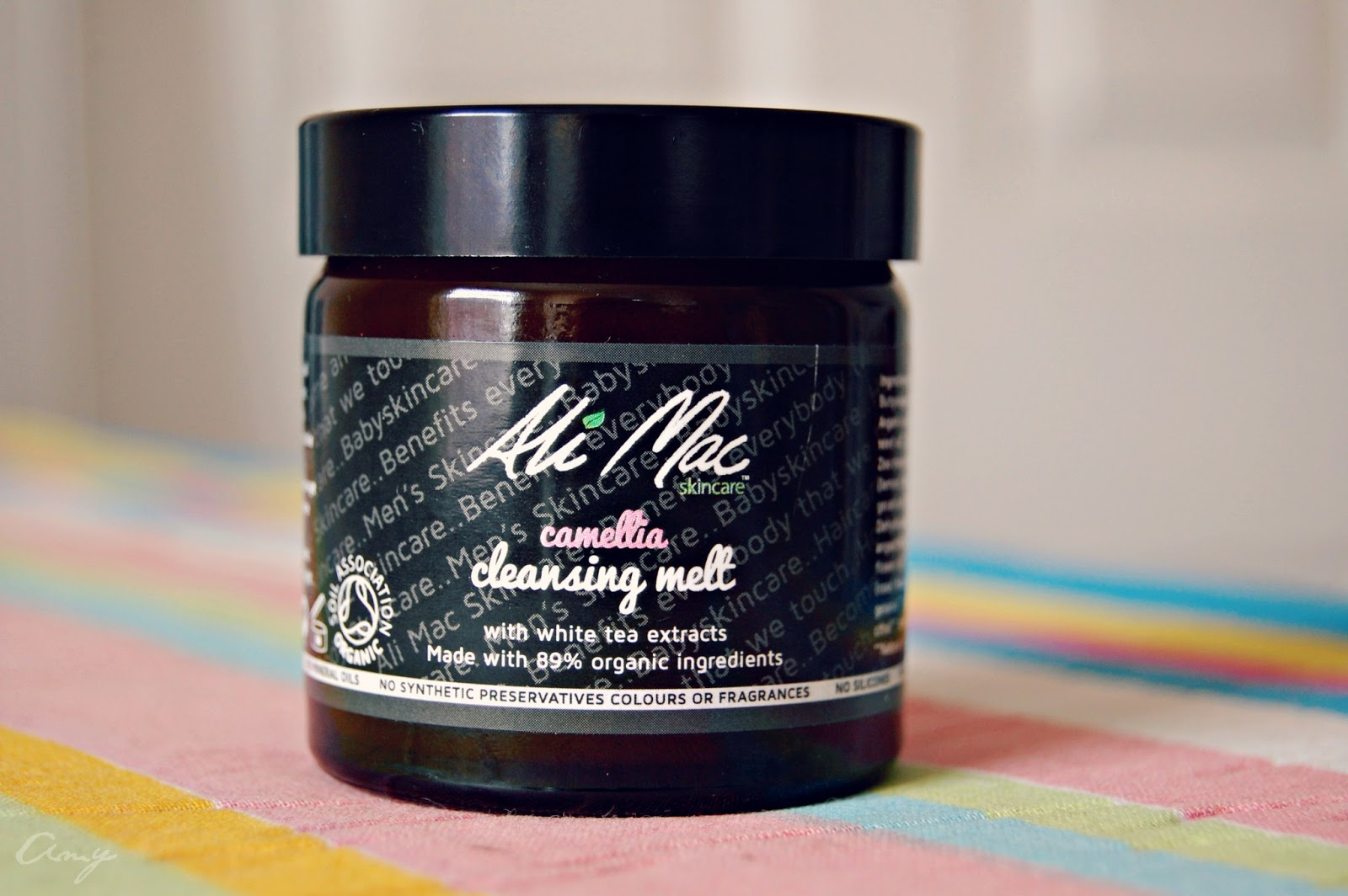 Ali Mac Camellia Cleansing Melt
