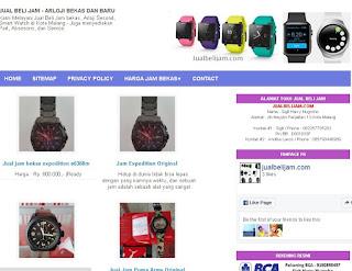 Situs Jual beli Jam Bekas Terbaik di jualbelijam.com