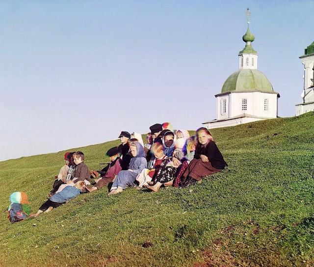 Antes da Revolução: 28 raríssimas fotografias coloridas da Rússia antes dos comunistas (1907-1915)