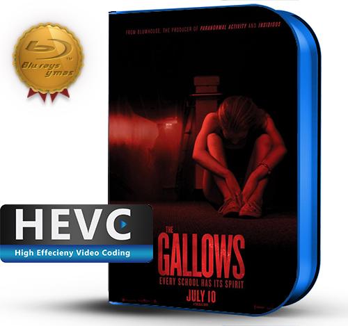 The Gallows (2015) 1080P HEVC-8Bits BDRip Latino/Ingles(Subt.Esp)(Terror)