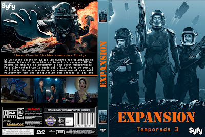 CARATULA[SERIE TV] EXPANSION/THE EXPANSE TEMPORADADA 3