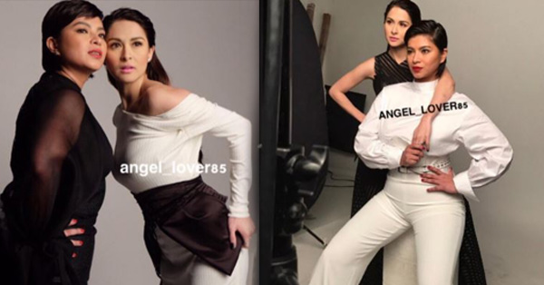 Angel Locsin And Marian Rivera's Closeness Are Truly BFF GOALS!