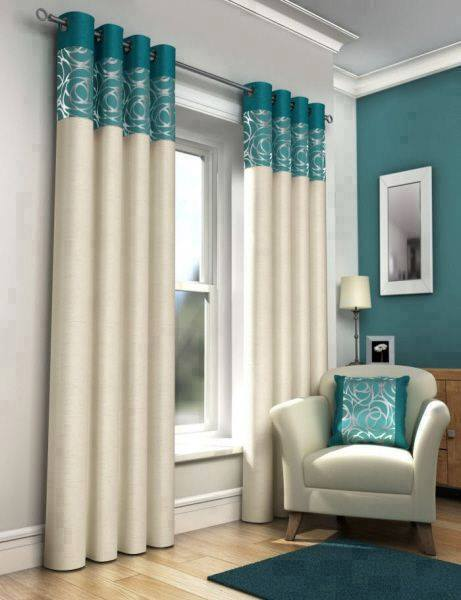 Room Curtain Design: 20 Stylish Colorful Window Curtains Designs