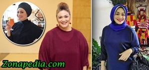 Wow! Dengan Diet Kenyang Berat Badan Dewi Hughes Turun Hingga 75 Kg, Cek ini Rahasianya
