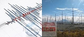 yapay deprem ne demek