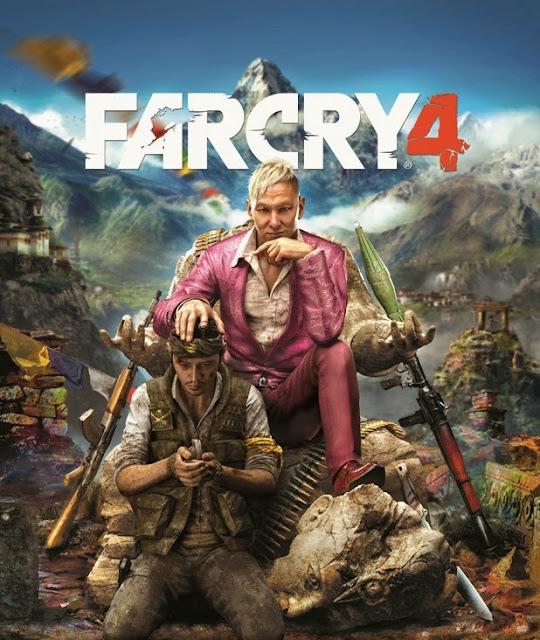 تحميل لعبة FAR CRY 4 كاملة مضغوطة بحجم صغير