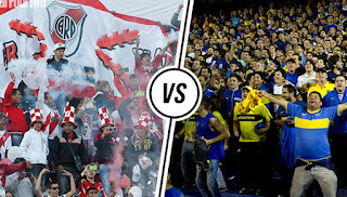 موعد مباراة ريفر بليت وبوكا جونيورز اليوم الأحد 09-12-2018 في كأس الليبرتادوريس (النهائي)