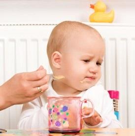 Masalah pemberian makan anak