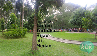 taman kota di medan