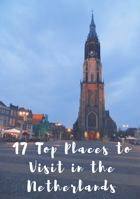 17 top places to visit in the the Netherlands, interesting places to visit in the Netherlands. Discover the Netherlands