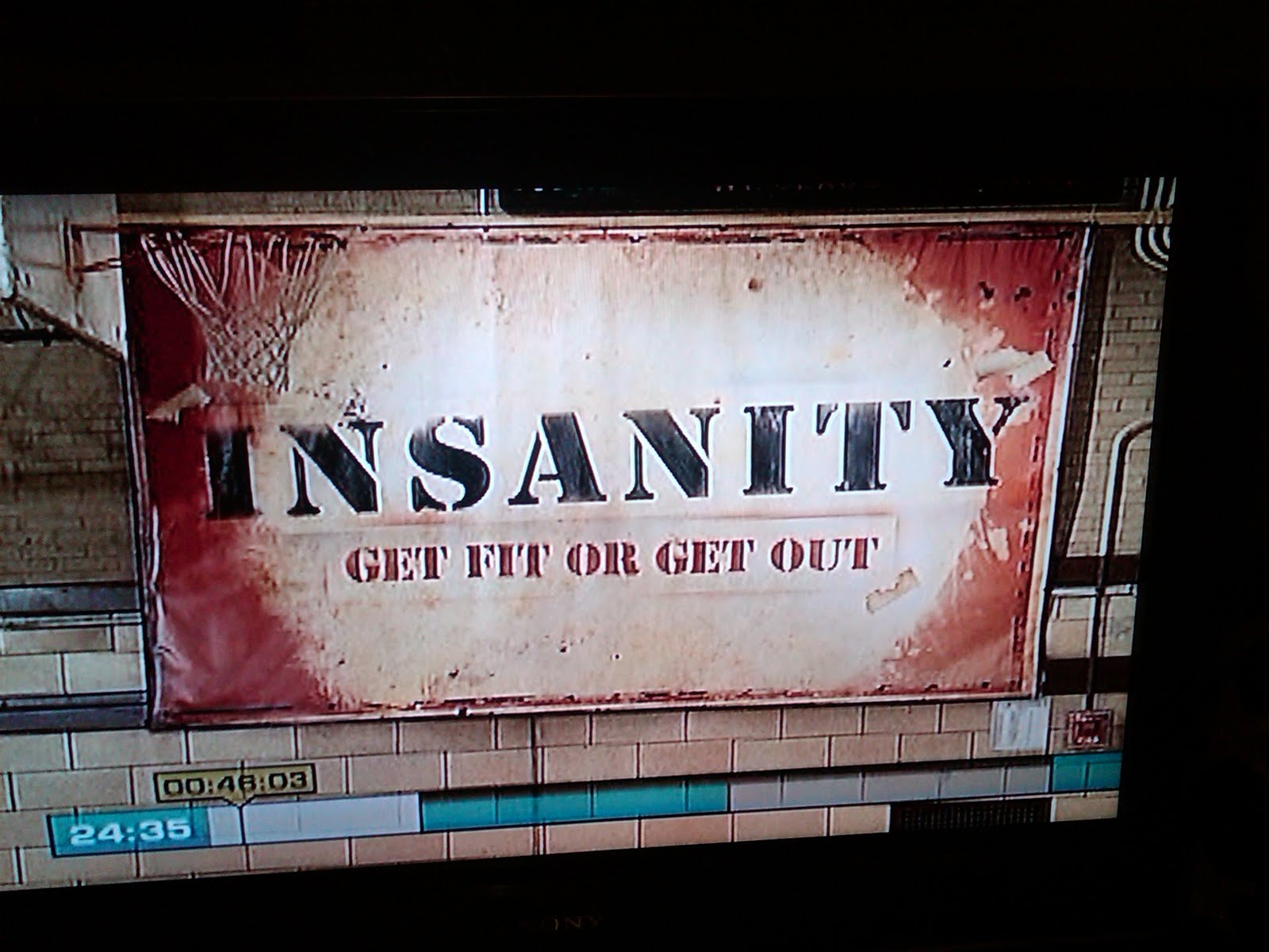 Day 1 Insanity P90x Hybrid Cpr Review Get Fit Or Get Out