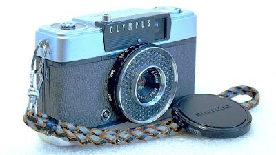 Olympus Pen EE (S.Zuiko 28mm 1:3.5) #809