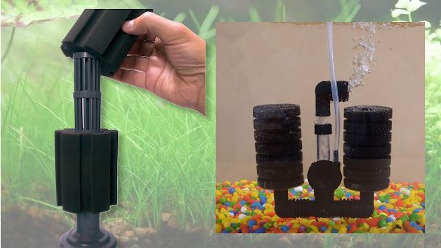 filtro Esponja Acuario