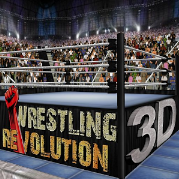 Wrestling Revolution 3D Apk v1.590 Mod Unlocked Update
