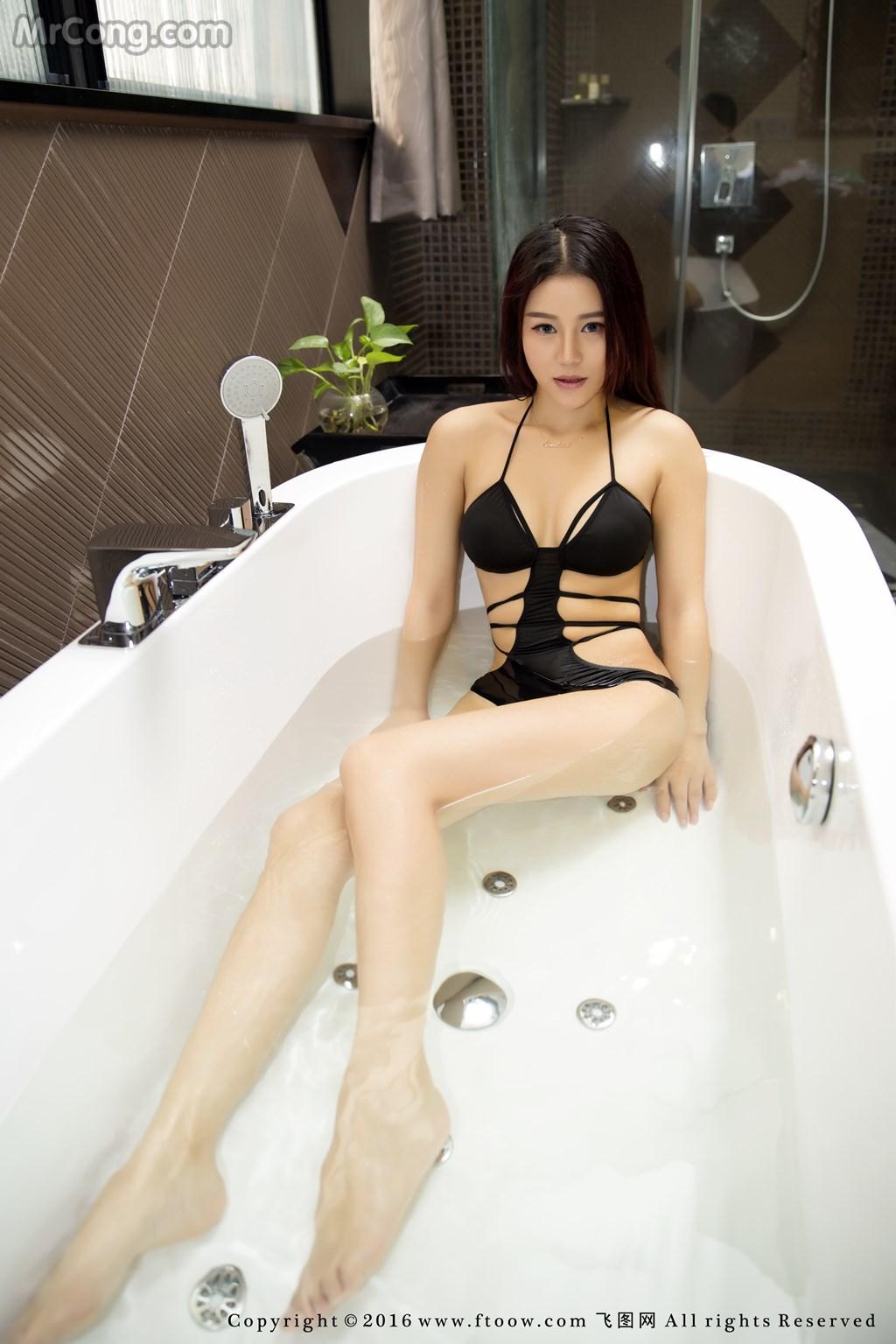 FToow No.006: Người mẫu Tang倩 (69 ảnh)
