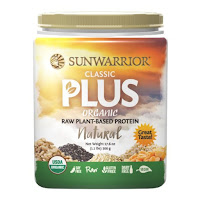 Sunwarrior Classic Plus Protein Natural Review