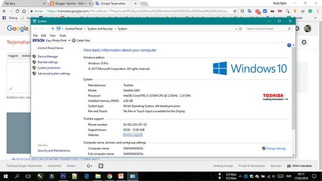 Cara Aman Reset Windows 10 Versi 1803 Tanpa Menghapus File Pribadi Anda