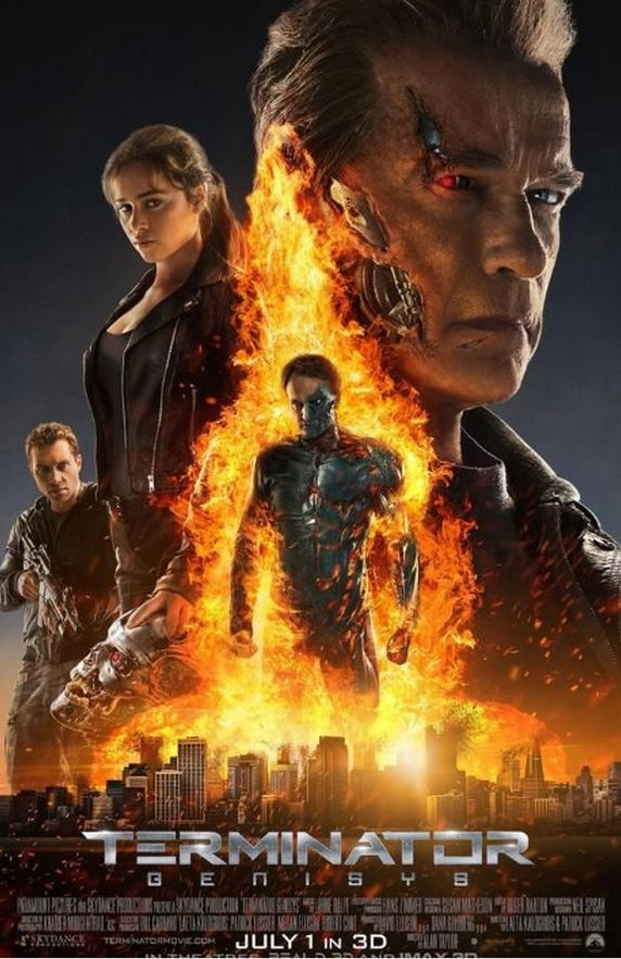 Star Trek - Sci Fi Blog.: Terminator Genisys, Jurassic World