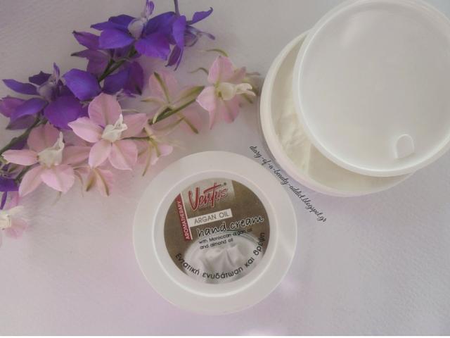 Ventus│Argan Oil Hand Cream