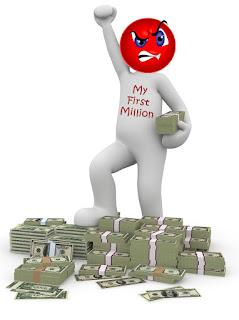 My first million.
