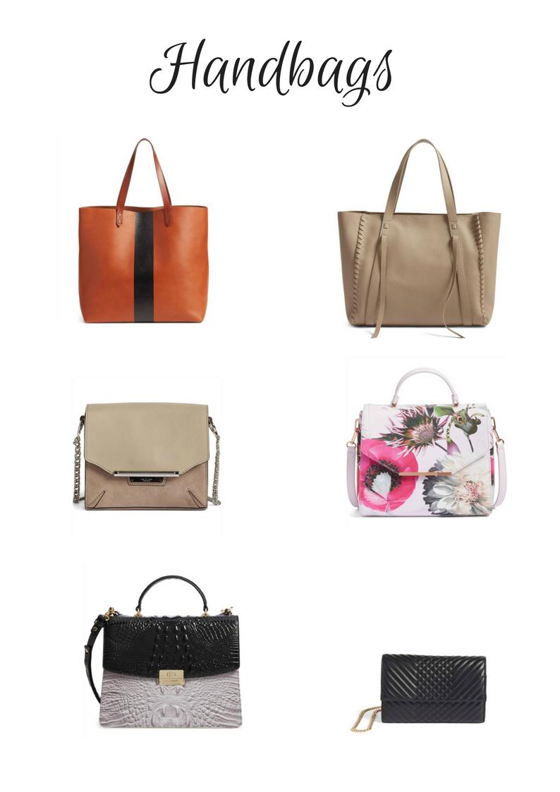 Nordstrom Anniversary Sale 2017 handbags bags purses