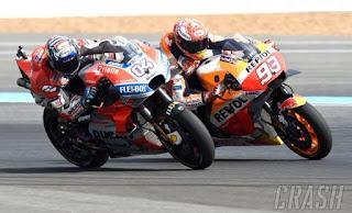 Hasil MotoGP Jepang: Dovizioso Tercepat Pemanasan