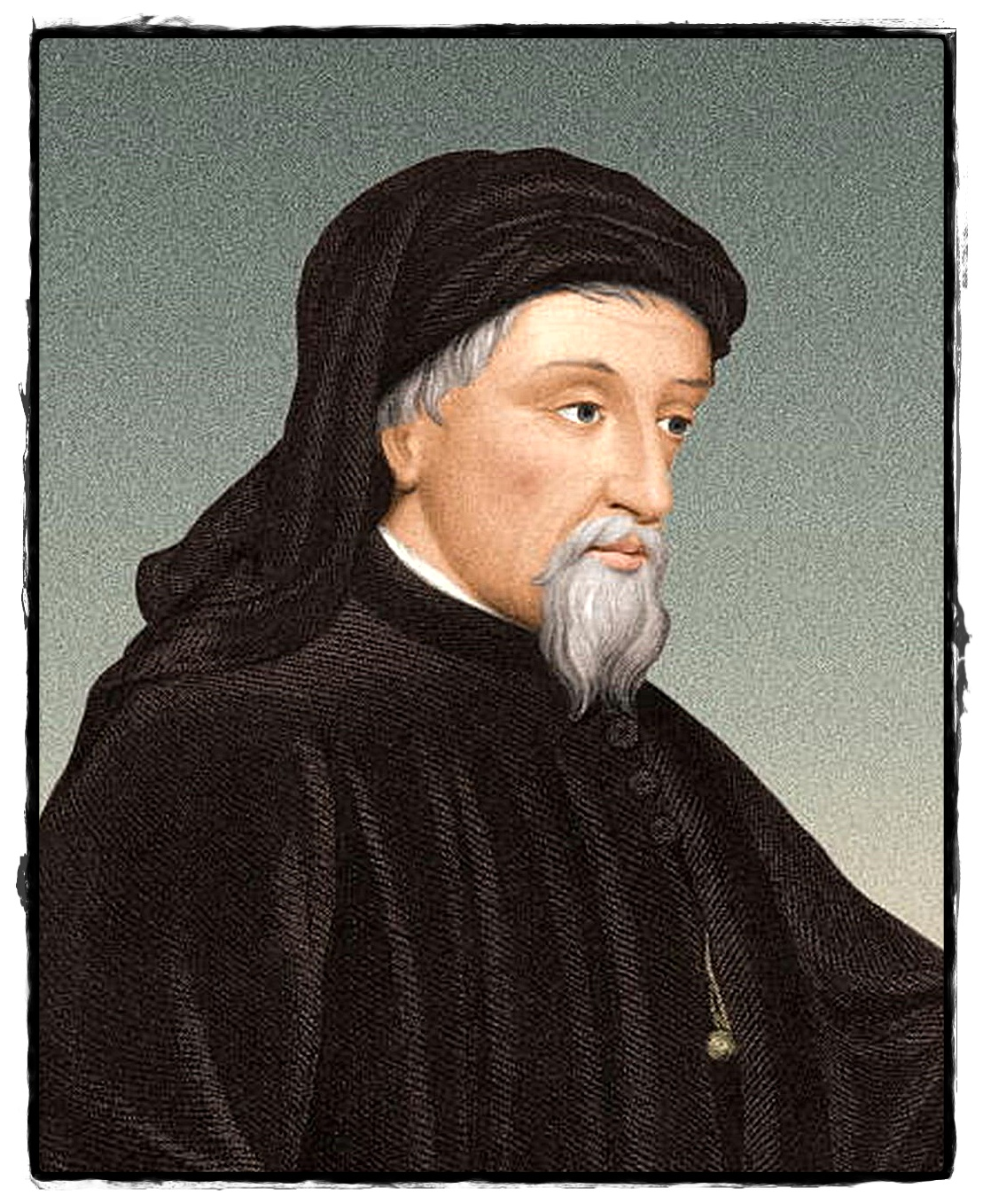 Geoffrey Chaucer westminster abbey