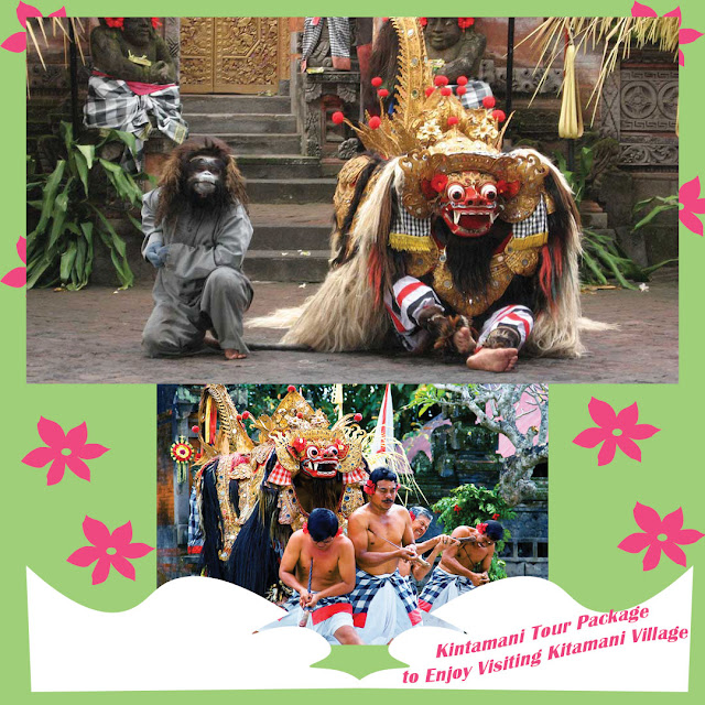 Barong And Keris Dance Is Balinese Dance Story About Fight Between Barong and Rangda
