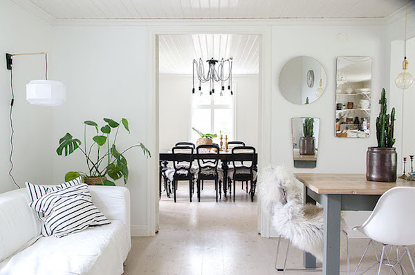 The Beautiful Swedish Country Home Of An Interior Stylist My
