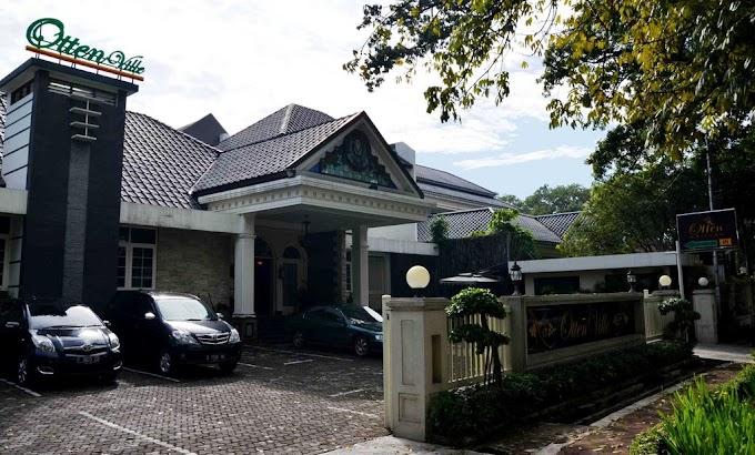 Hotel Ottenville Boutique Jalan Dr. Otten Bandung