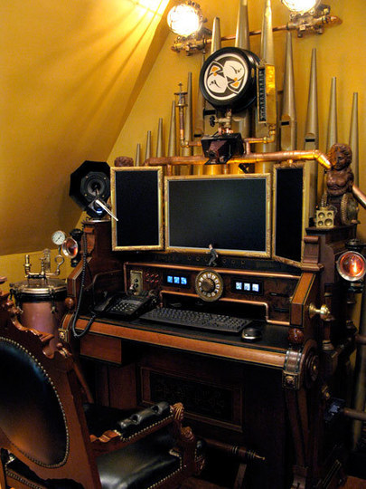 Cool Steampunk Gadgets and Designs (15) 15