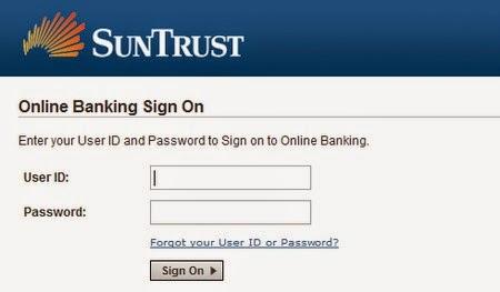 Suntrust Online Business Banking Login Photos