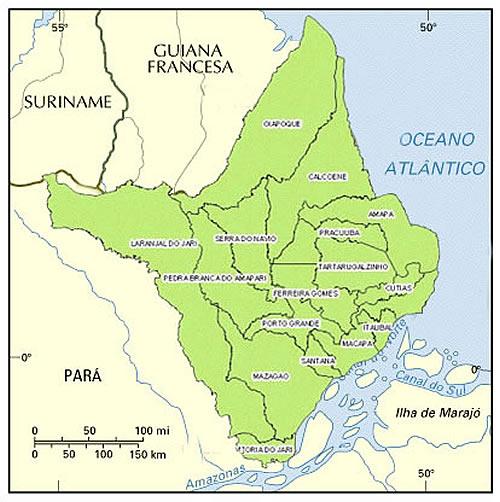 Resultado de imagem para Jari no Amapá Alto Tocantins
