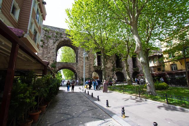 Acquedotto di Valente-Istanbul
