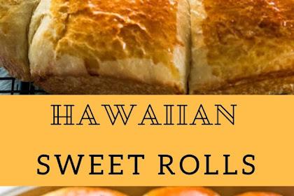 Hawaiian Sweet Rolls #christmas #breakfast