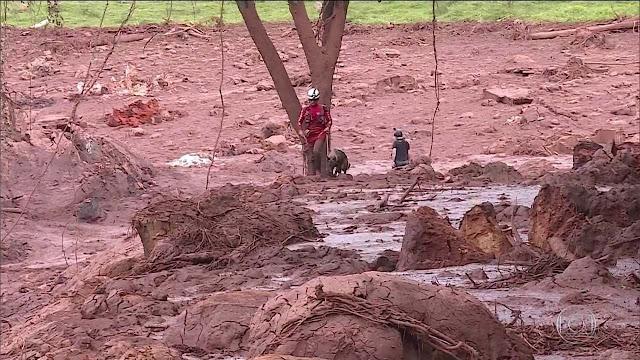 Brumadinho: Mortos chega a 165; desaparecidos são 160