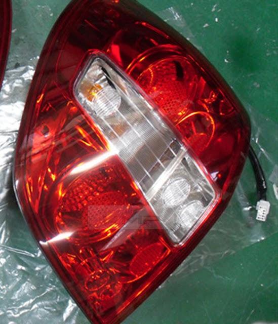 Đèn hậu xe Captiva chính hãng GM
