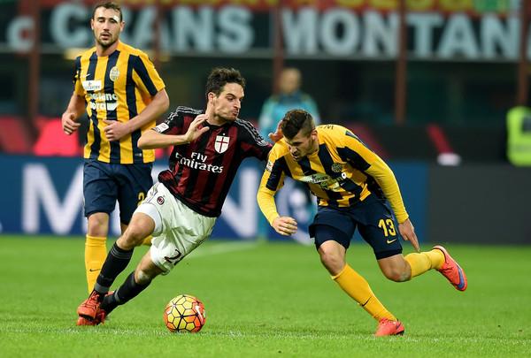 Hellas Verona vs Milan