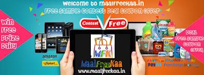 Contest MaalFreeKaa