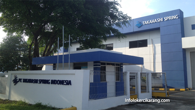 Lowongan Kerja PT. Takahashi Spring Indonesia Jababeka