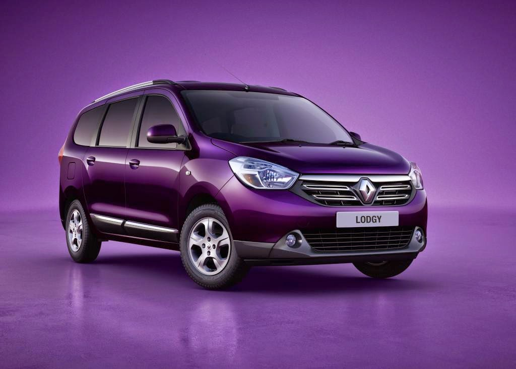 Renault Lodgy India soon