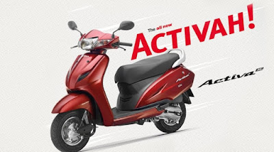 Honda Activa 3G 2016 model HD image