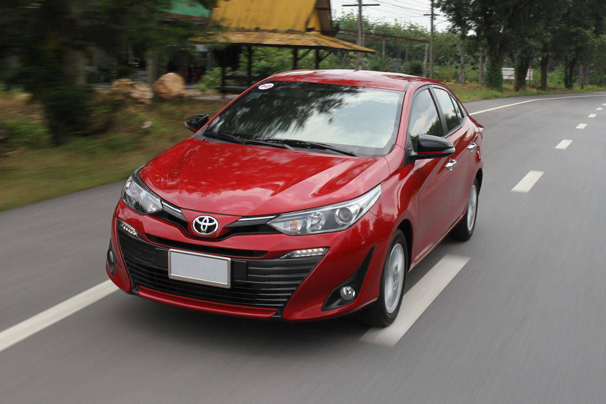 2019 Toyota Vios Public Launch Party Sold Out Philippine Car News