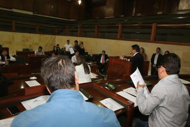 Asamblea cundinamarquesa aprobó creación del Fondo de Educación Superior