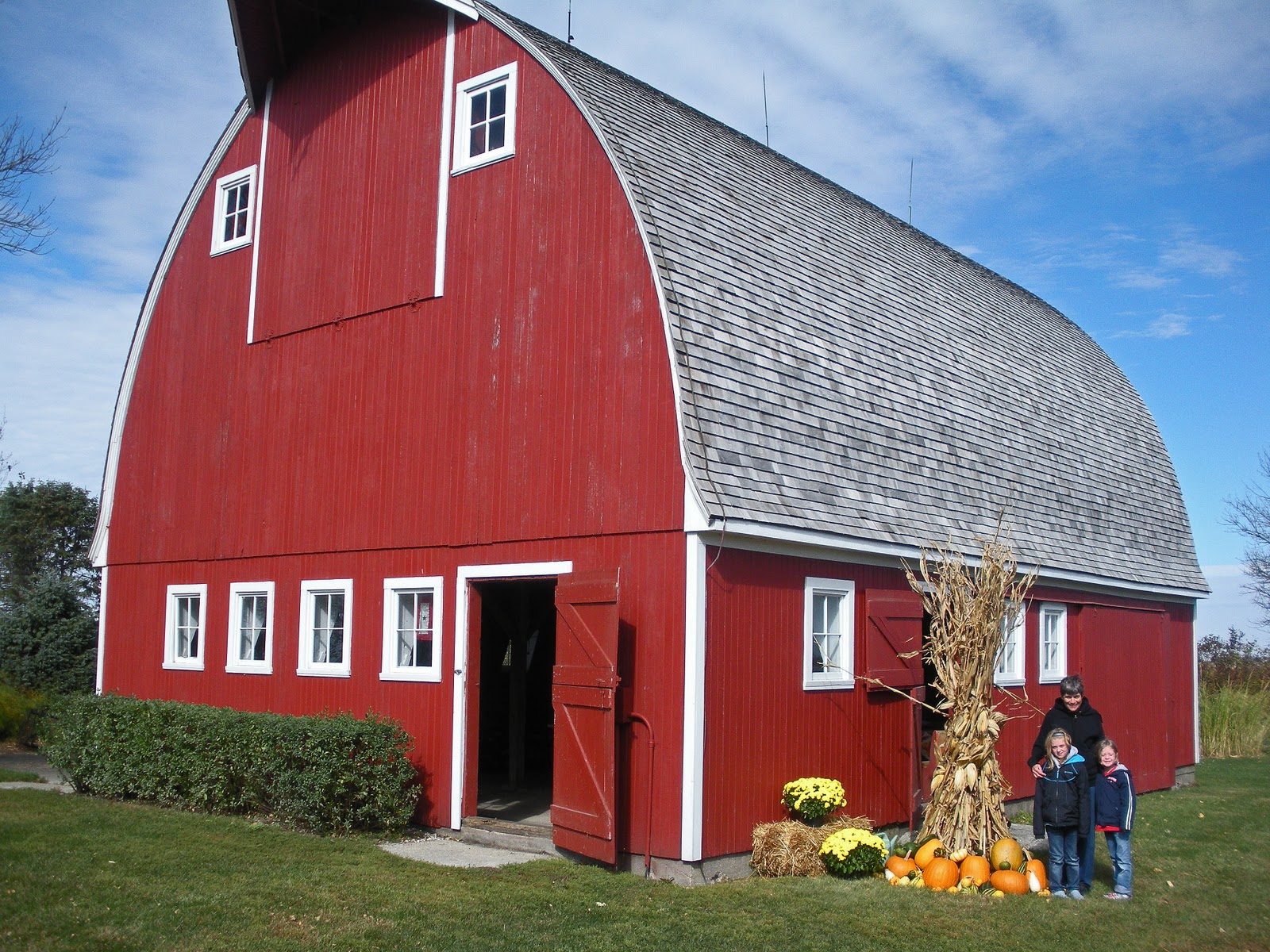 For Better, For Worse: Iowa Barn Tour