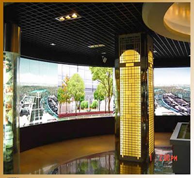 Công ty cung cấp màn hình led p5 module led indoor tại Kon Tum