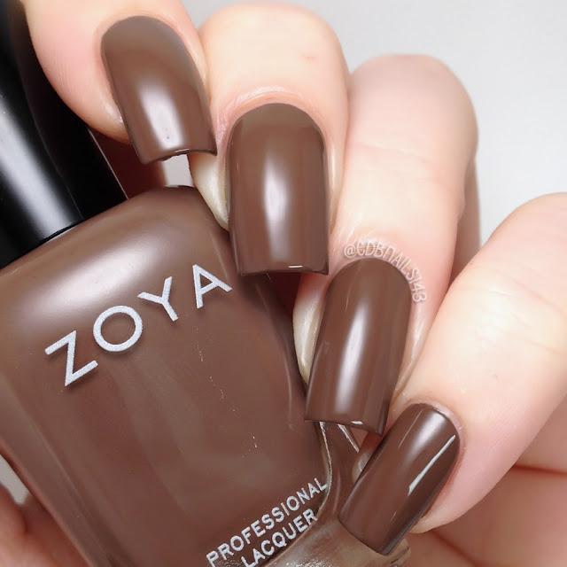 Zoya Nail Polish-Gina