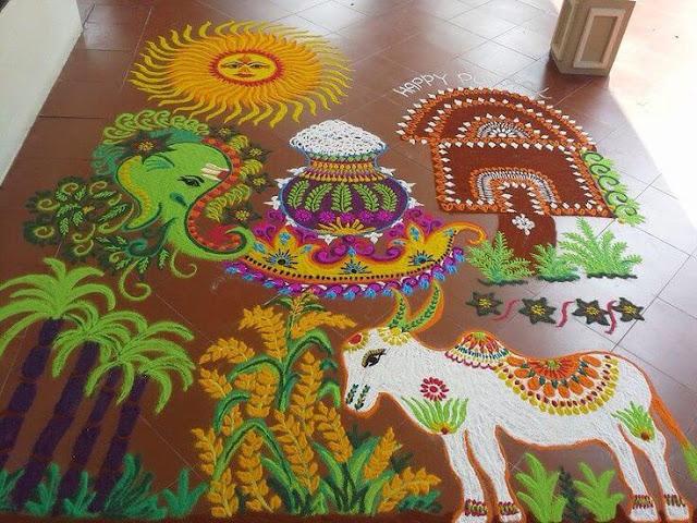 sankranthi fest images