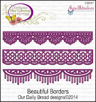 ODBD Custom Beautiful Borders Dies