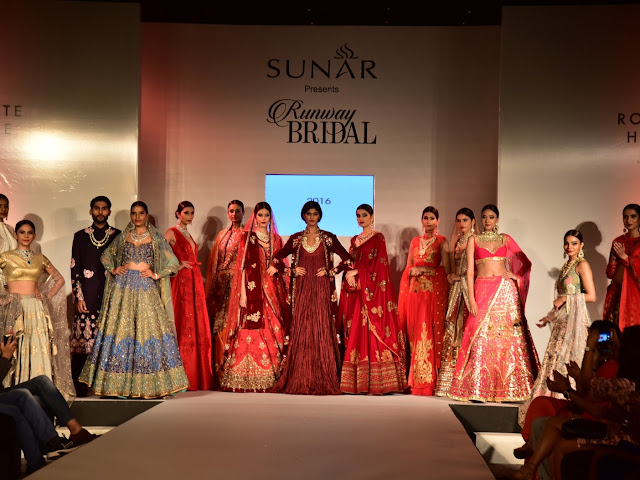 SUNAR Presents Bridal Collection to be showcased at Runway Bridal 2016 (1)